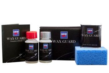 Cartec Wax Quard Komplet Zabezpieczanie Lakieru