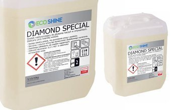 DIAMOND SPECIAL 10kg nabłyszczacz do zmywarki