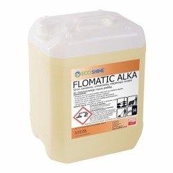 ECO SHINE FLOMATIC ALKA 5L mycie podłóg MOCNY odtłuszczacz Bar Restauracja Kuchnia