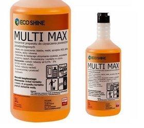 ECO SHINE MULTI MAX 1L uniwersalny płyn czyszczący koncentrat