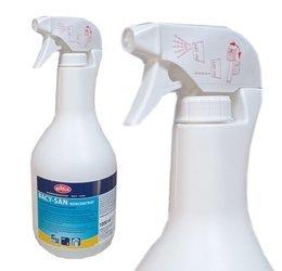 Eilfix BACY-SAN 1L Neutralizacja zapachów usuwa zapach nikotyny potu wymiocin papierosów Smród