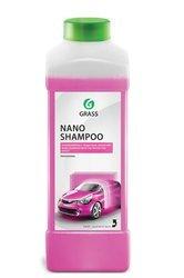 GRASS Nano Shampoo 1L Mocno pieniący szampon 30dni