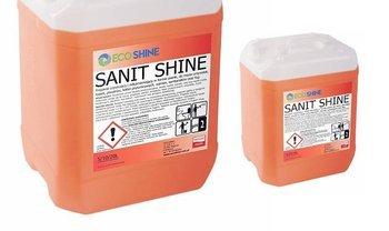 SANIT SHINE 5L PIANKA mycie i odkamienianie toalet