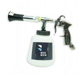 TORNADOR Benbow Black czyszczenie tworzyw sztuczny pistolet piorący 056