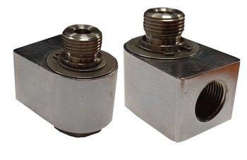 Złącze obrotowe 90 Ż3/8 M3/8 myjnia samochodowa