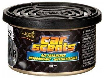 california scents car puszka zapach do auta puszka ICE