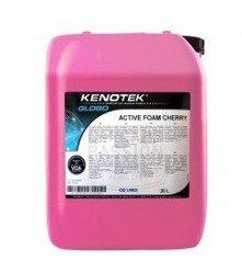 kenotek active foam cherry 20L szampon piana aktyw