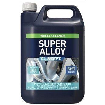 CONCEPT SUPER AlLLOY Wheel Cleaner 5L kwasowy felg