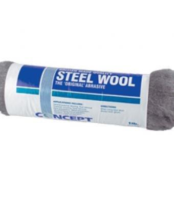 CONCEPT Steel Wool Superfine Druciane włosie