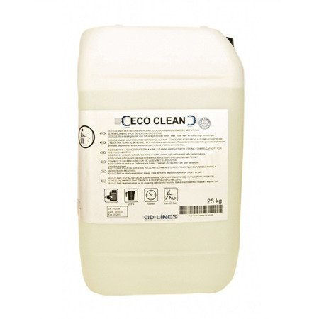 Cid Lines ECO CLEAN 25kg dezynfekuje i myje