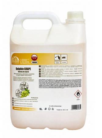 DOLPHIN odświeżacz neutralizator zapachów Grape 5L