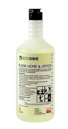 ECO SHINE FLOOR HOME&OFFICE 1L perfumowany płyn do mycia