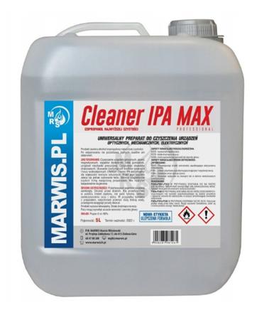 IPA max professional 5L izopropanol odtłuszczacz