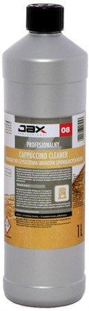 JAX08 Cappuccino Cleaner 1L układy spieniające