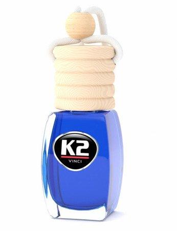 K2 vento Zapach samochodowy 8ml PARADISE stopniowa aplikacja Zawieszka