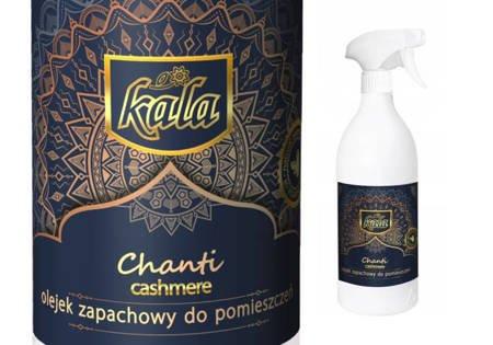 KALA olejek zapachowy Perfumy dla domu Cashmere ORIENTALNY 0,5L neutralizator zapachów