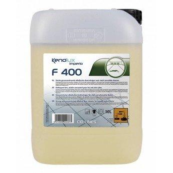 KENOLUX F400 Odtłuszczający preparat maszynowe mycie podłóg 10L