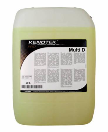KENOTEK MULTI D 20L koncentrat APC pranie tapicerki
