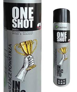 One Shot INVICTO 600 ml neutralizacja zapachów