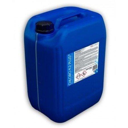 POLCHEM CHLORO K2 PLUS 25KG czyści usuwa bakterie