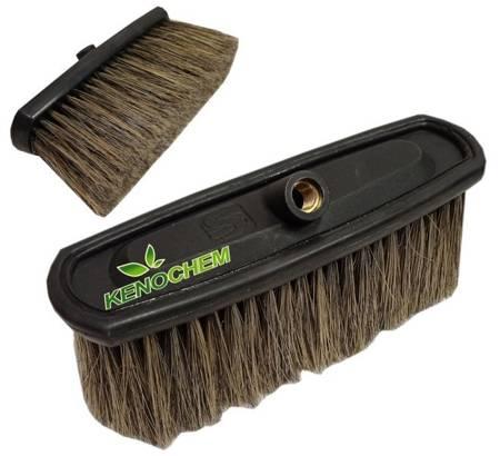 SZCZOTKA Do MYJNI samochodowej S 90mm komplet naturalne włosie