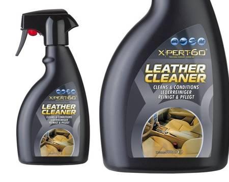Xpert-60 LEATHER CLEANER 0,5L czyszczenie skóry
