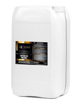 Youtech BETON CR MG601 25kg Mycie Usuwanie Betonu mycie betoniarek
