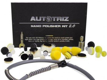 autotriz nano polisher KIT 2.0 polerowanie punktow